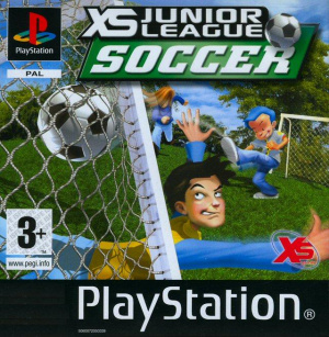 XS Junior League Soccer sur PS1