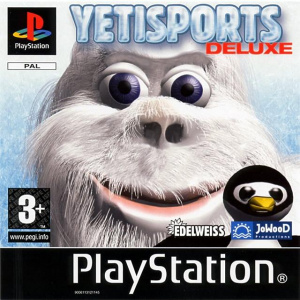 Yetisports Deluxe sur PS1