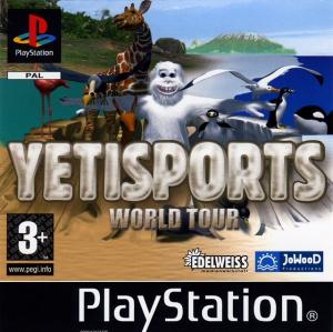 Yetisports World Tour sur PS1