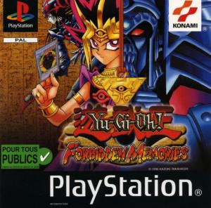 Yu-Gi-Oh! Forbidden Memories sur PS1