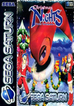 Christmas Nights sur Saturn
