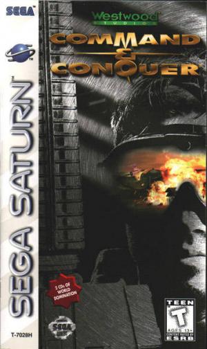 Command & Conquer sur Saturn