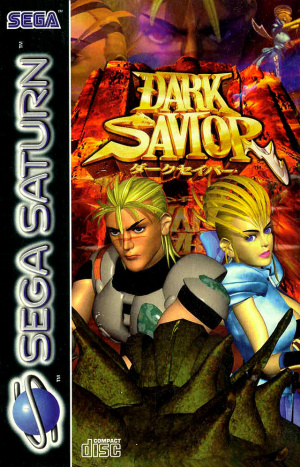 Dark Savior sur Saturn
