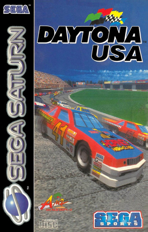 Daytona USA sur Saturn