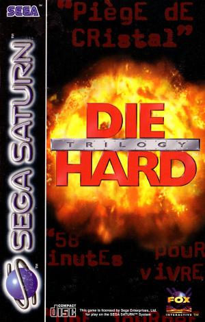 Die Hard Trilogy sur Saturn