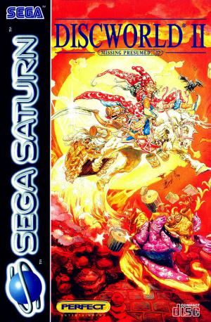 Discworld II : Mortellement Votre ! sur Saturn