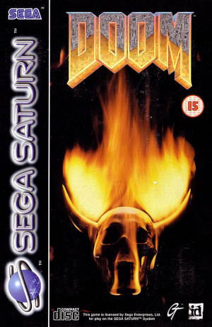 Doom sur Saturn