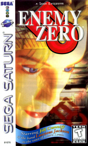 Enemy Zero sur Saturn