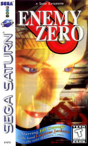 Enemy Zero sur Saturn