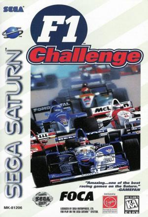 F-1 Challenge sur Saturn