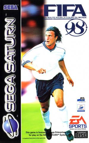 FIFA 98 : En route pour la Coupe du Monde sur Saturn