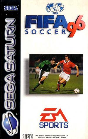 FIFA Soccer 96 sur Saturn