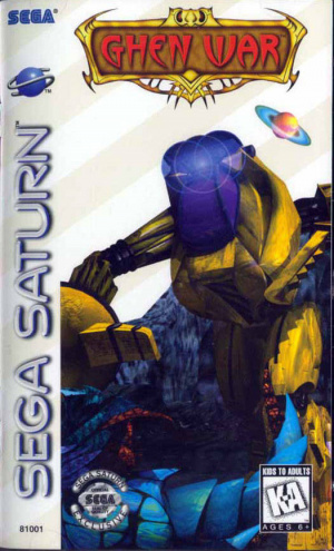 Ghen War sur Saturn