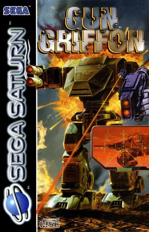 GunGriffon sur Saturn