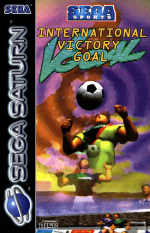 International Victory Goal sur Saturn