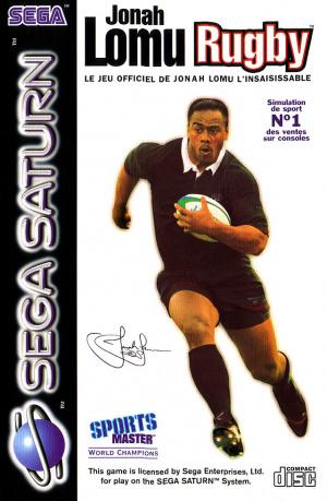 Jonah Lomu Rugby sur Saturn