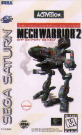 Mechwarrior 2 : 31st century combat sur Saturn