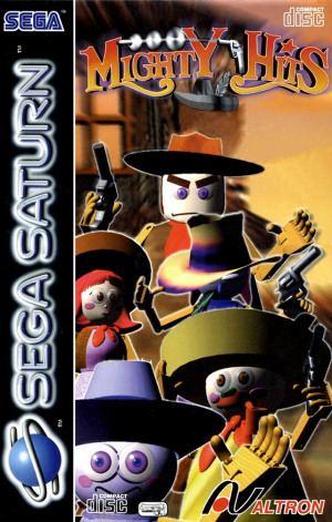 Mighty Hits sur Saturn