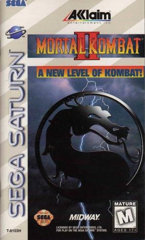 Mortal Kombat II sur Saturn