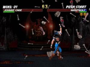 Retour vers le passé avec Mortal Kombat Trilogy
