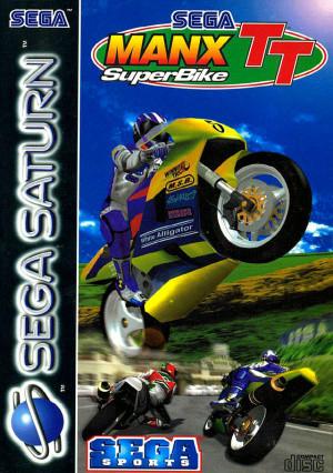 Manx TT Superbike sur Saturn