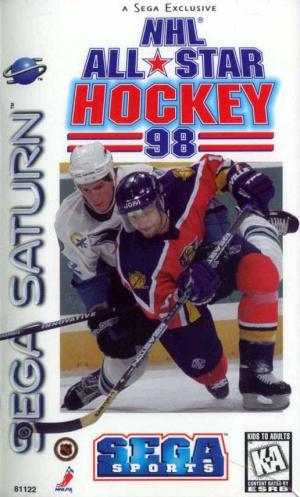 NHL All-Star Hockey 98 sur Saturn