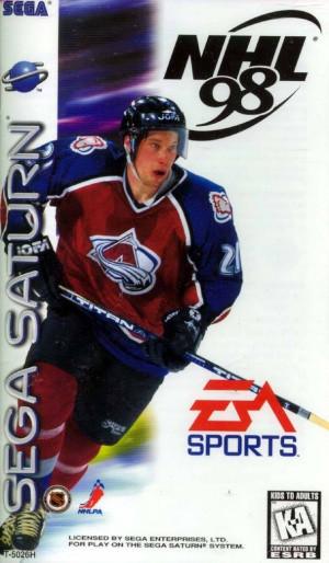 NHL 98 sur Saturn