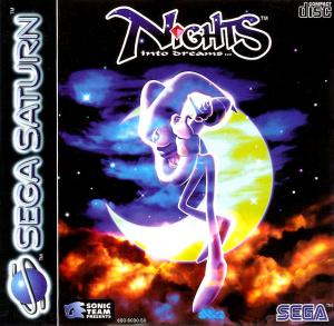 Nights : Into Dreams... sur Saturn