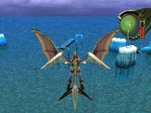 Oldies : Panzer Dragoon Saga