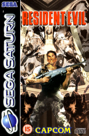 Resident Evil sur Saturn