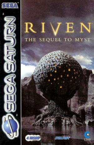 Riven : La Suite de Myst sur Saturn