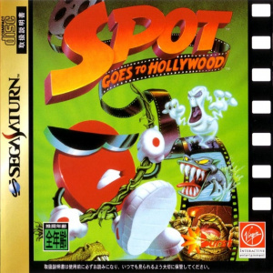 Spot goes to Hollywood sur Saturn