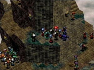 Oldies : Shining Force III