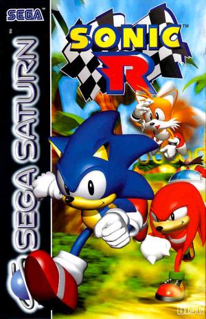 Sonic R sur Saturn