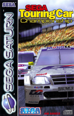 Sega Touring Car Championship sur Saturn