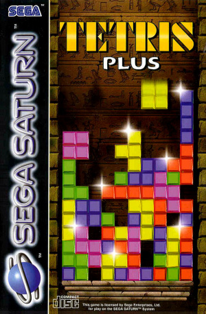 Tetris Plus sur Saturn