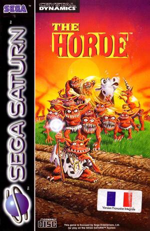 The Horde sur Saturn