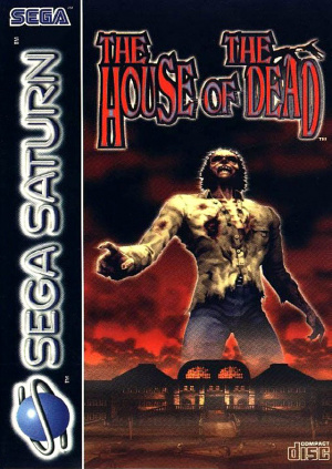 The House of the Dead sur Saturn