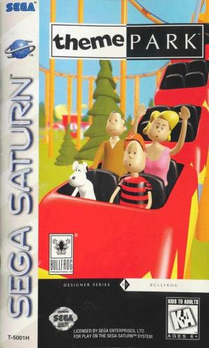 Theme Park sur Saturn