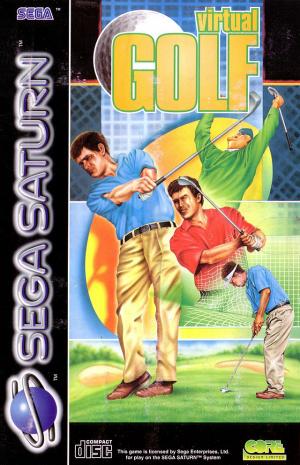 Virtual Golf sur Saturn