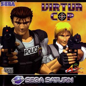 Virtua Cop sur Saturn