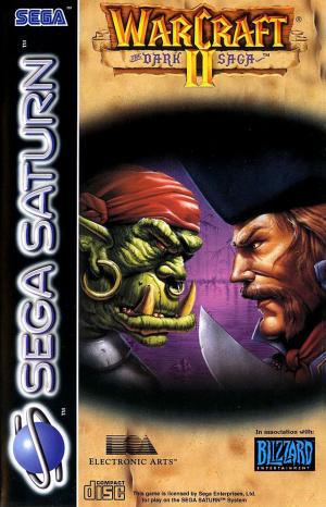 Warcraft II : The Dark Saga sur Saturn