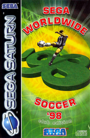 Sega Worldwide Soccer '98 sur Saturn