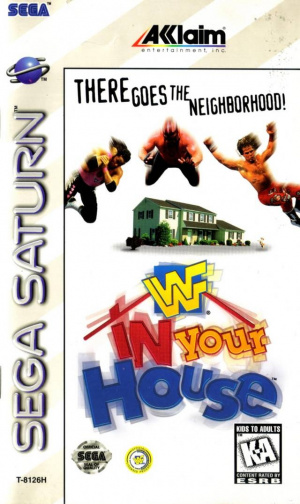 WWF In Your House sur Saturn