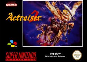 ActRaiser 2 sur SNES