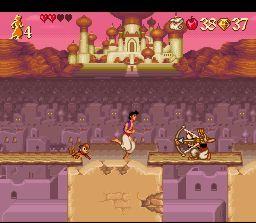 Les exclusivités Disney sur Super Nintendo
