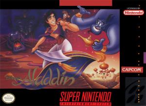 Aladdin sur SNES