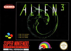 Alien 3 sur SNES