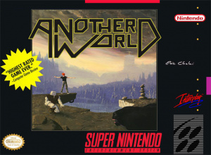 Another World sur SNES