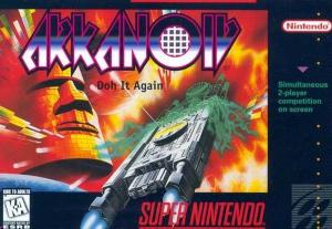 Arkanoid : Doh it Again sur SNES
